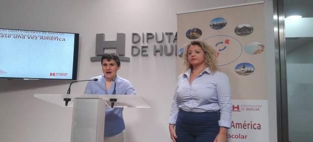 Lourdes Herrera y Lourdes Garrido