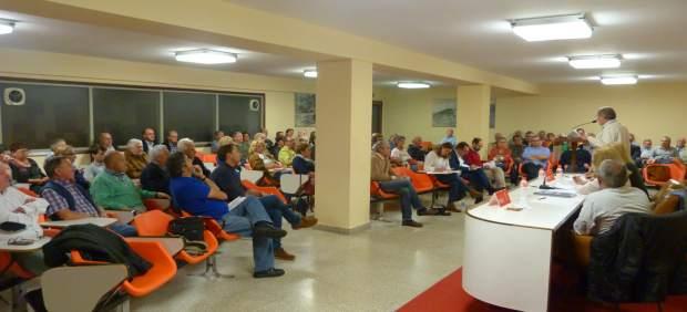 Asamblea PSOE Torrelavega