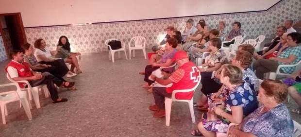 Inauguración del programa 'Mira por tí'