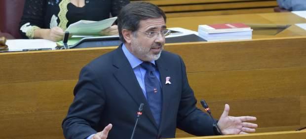 El diputado y exalcalde de Sagunto Alfred Castelló