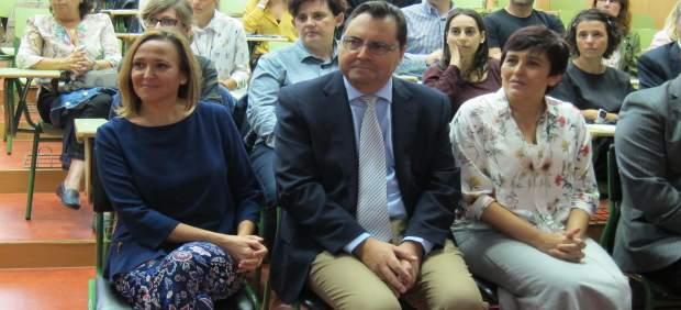 Inauguración del Centro Aragonés de Lenguas Extranjeras para la Educación