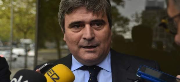 Miguel Cardenal salida juzgados
