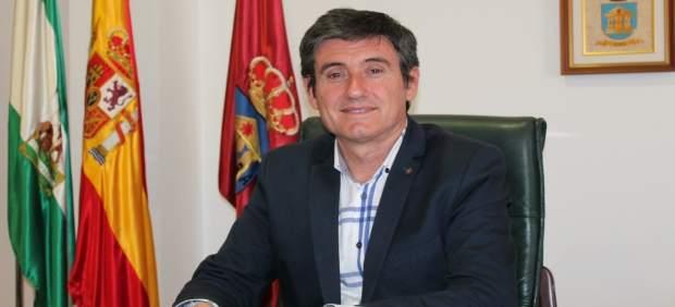El alcalde de Adra, Manuel Cortés (PP)