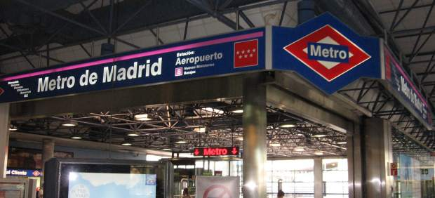 Estación del Metro de Madrid