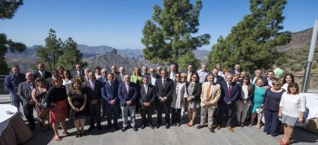 """Más de 40 cargos electos firman la """"Declaración Risco Caído"""""""
