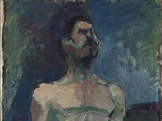 Henri Matisse, Académie d'homme, 1902