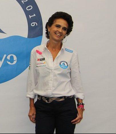 Carmen Peláez, una de las integrantes del viaje a la isla Martinica