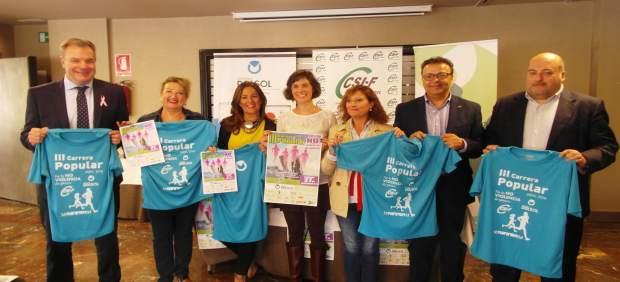 Presentación de la III Carrera contra la Violencia de Género