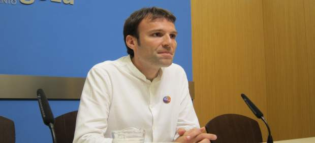 El consejero municipal de Urbanismo, Pablo Muñoz
