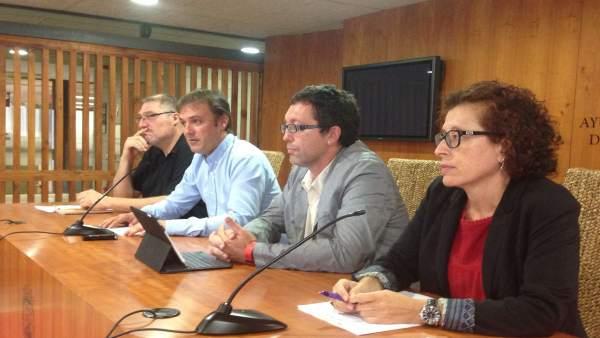 L'Ajuntament d'Alacant acorda amb la UA traduir al valencià la documentació al servici de la ciutadania