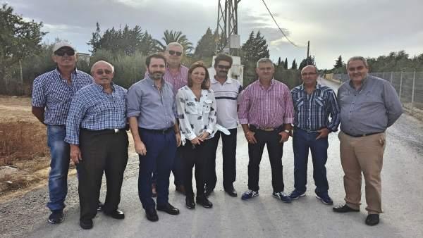 NP, Audio Y Foto PP Málaga