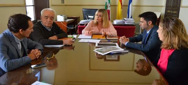 Reunión entre Endesa, San Juan y Junta