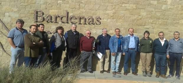 Integrantes del Consejo Asesor de las Bardenas Reales