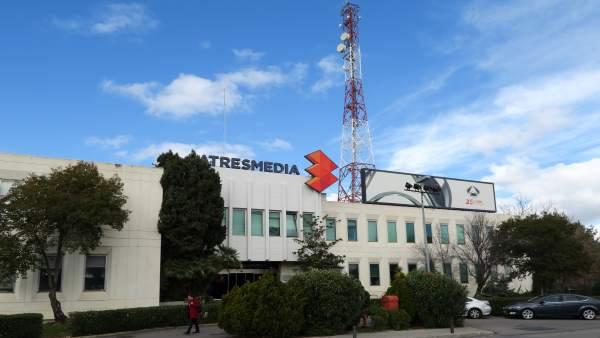 Atresmedia Corporación, San Sebastián de los Reyes