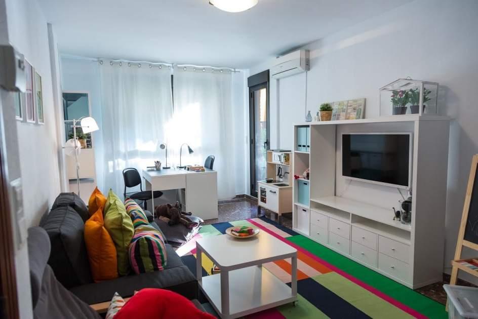 Ikea acondiciona cuatro pisos en la ciudad para la acogida for Ikea piso 20 metros