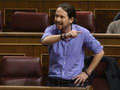 """Iglesias: """"Este país lo va a gobernar el partido más corrupto de Europa"""""""