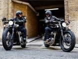 Triumph Bonneville Bobber: Hot-Rod espectacular