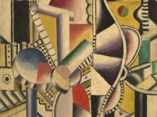 'Les Hélices', 1918