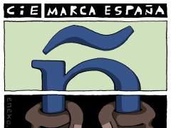 CIE marca España