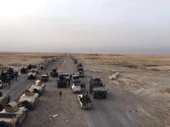 Estado Islámico queda reducido en Libia a menos de un kilómetro cuadrado casi infranqueable
