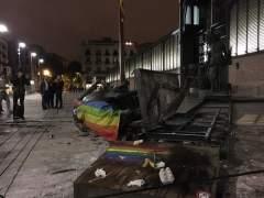 Barcelona rechaza cesar al comisionado de la exposición de la estatua de Franco en el Born