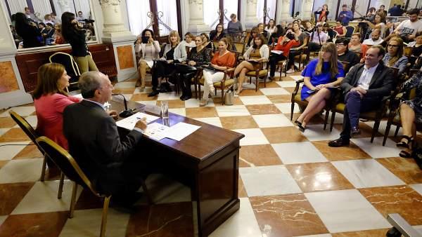 Inauguración encuentro 'Emprendedoras de Todos los Acentos' SEDL de la torre