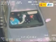 Las cámaras de control de cinturón de seguridad