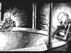La matanza de Bataclan llega en viñetas a la Comic Con de París