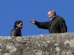Jon Nieve ya rueda 'Juego de Tronos' en Vizcaya