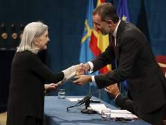 Núria Espert emociona en los Princesa de Asturias
