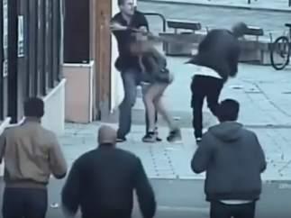 Agresión xenófoba a un español en Reino Unido