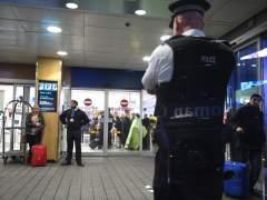 Mayor despliegue policial tras una alarma en el metro londinense