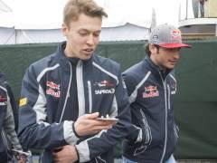 Toro Rosso confirma a Daniil Kvyat y Carlos Sainz para 2017