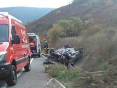 Once muertos en otros tantos accidentes de tráfico durante el fin de semana