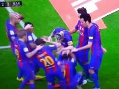 El Barça exige medidas contra Tebas y el Comité de Competición