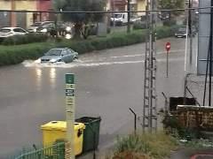 Lluvias y tormentas en toda España este domingo