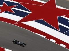 Lewis Hamilton firma en el GP de EE UU su novena pole