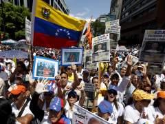 La oposición venezolana irá al diálogo con Gobierno e Iglesia