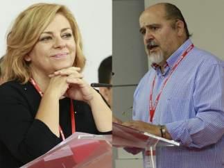 Elena Valenciano y Txarli Prieto