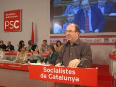 Consell Nacional del PSC el martes para abordar la abstención socialista
