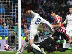 Álvaro Morata vuelve a salvar al Real Madrid