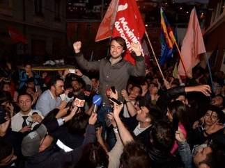 El independiente Jorge Sharp, nuevo alcalde de Valparaíso
