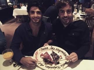Alonso y Sainz