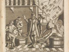 Las imágenes protocientíficas y mágicas que dio la alquimia