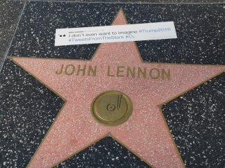 Lennon no quiere ni imaginarlo