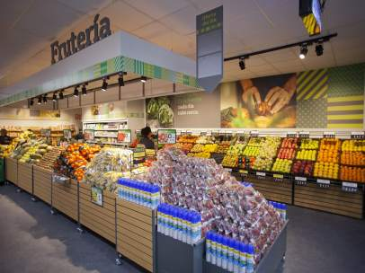 La Plaza supermercado Dia