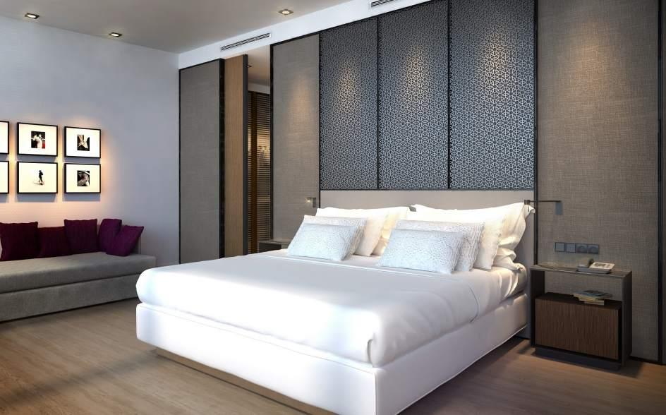 El hotel eurostars de torre sevilla tendr 318 plazas en for Detalles en habitaciones de hotel