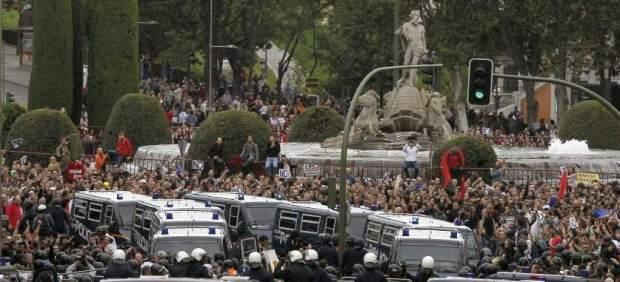 'Rodea el Congreso' llama a protestar contra Rajoy el día de la segunda sesión de investidura