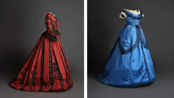 Vestidos de epoca madrid
