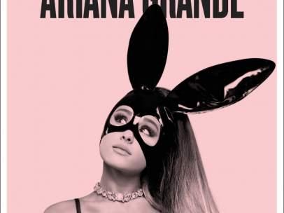 Cartel del concierto de Ariana Grande en Barcelona